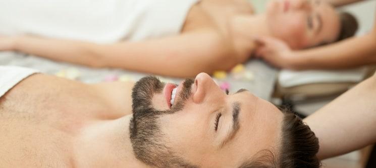 Spa Day a Dois | Massagem Ayurvédica + Circuito de Águas Ilimitado | Duecitânia Design Hotel