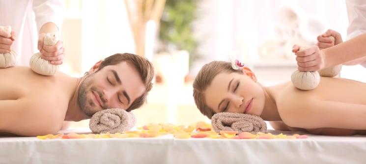 Circuito de Águas Ilimitado & Massagem Pindas Corpo Inteiro | 1 ou 2 Pessoas | Duecitânia Design Hotel