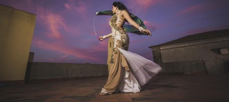 1 Mês de Dança Oriental para Ela | Sinta-se Especialmente Bonita e Sensual! Lisboa