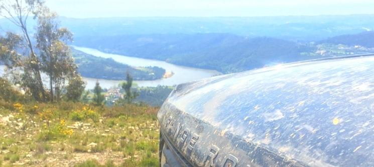Com o Douro no Horizonte: Passeio TT para Dois - 2 Horas | Porto