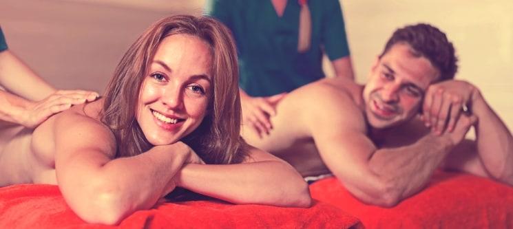 Relax Corpo Inteiro para Dois | Massagem 30 Min. | Belas