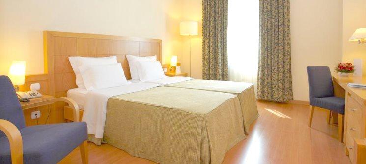 Hotel Santa Maria - Fátima | Noite de Paz e Tranquilidade