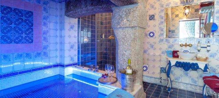 Hotel Stroganov 5* | Oliveira do Hospital - Noites em Suite com Opção de Jacuzzi Privado & SPA