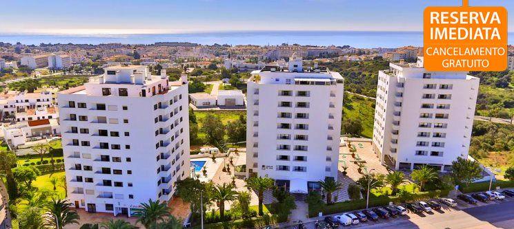 Janelas do Mar Apartamentos - Albufeira | T1 até 4 Pessoas na Praia da Oura