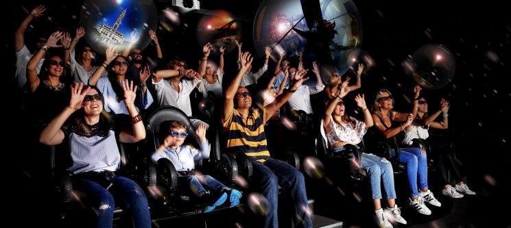 Look at Porto - Cinema 5D | Uma Experiência para os Sentidos! 2 Pessoas