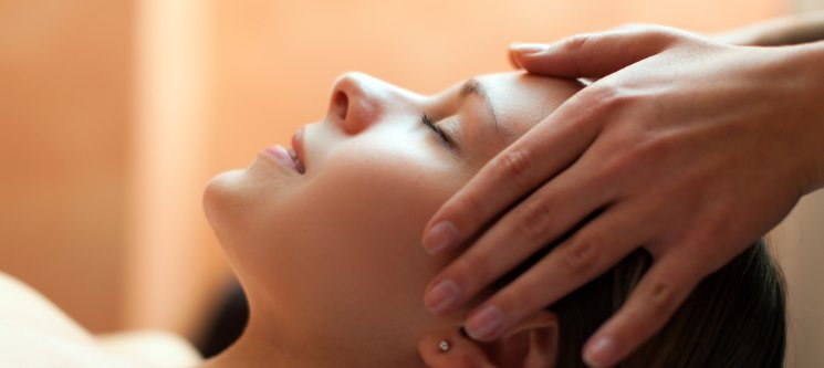 Shiatsu Facial: 1 ou 3 Massagens + Chá | Lux Yang Therapy SPA Coimbra