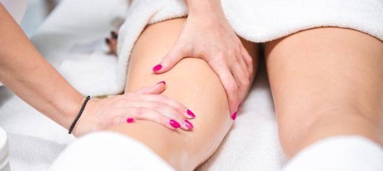 Para Si: Massagem Terapêutica ou Drenagem Linfática Manual - Corpo Inteiro | 45 Min. | Carcavelos