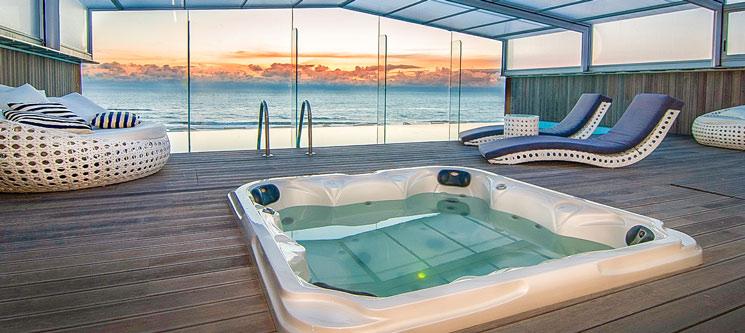 Maçarico Beach Hotel 4* - Praia de Mira   1 ou 2 Noites & SPA Panorâmico com Opção Massagem