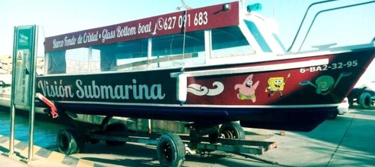 Passeio em Barco c/ Fundo de Vidro + Snorkeling na Ria Formosa | 2 Pessoas