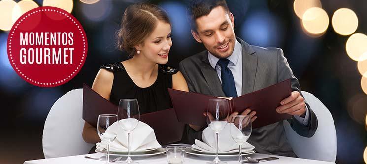 Momentos Gourmet | 50 Locais à escolha