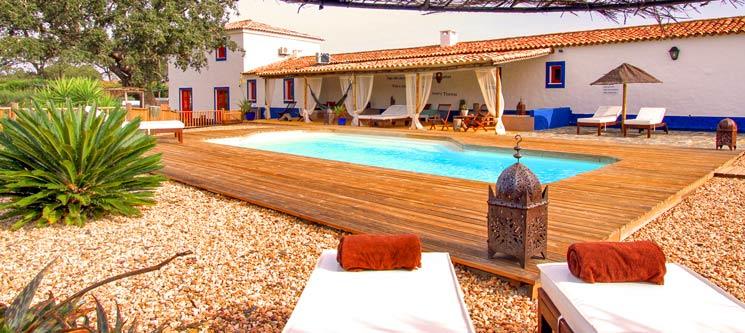 Monte Gois Country House & Spa - Alentejo | Noites em Quarto, Bungalow ou Suite com Opção de Refeição