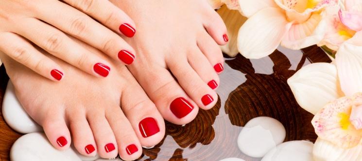 Pés ou Mãos? Manicure ou Pedicure de Sonho com Verniz Gel | 1h | Azeitão