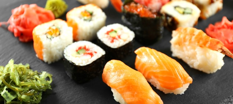 Workshop de Sushi 4 Horas + Refeição + Diploma | Lisboa