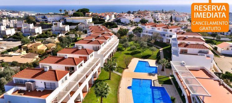 Pateo Village - Albufeira | Apartamento T1 até 4 Pessoas Perto da Praia