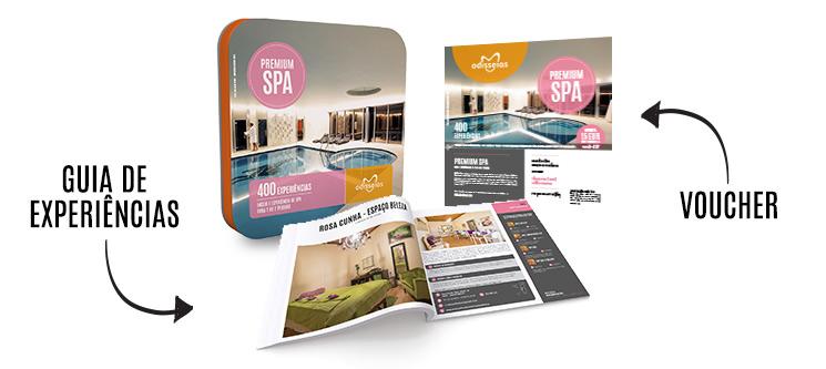 Premium Spa | 400 Experiências à escolha