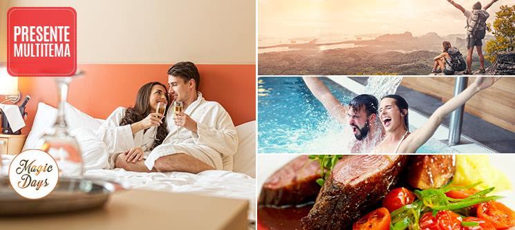 Presente Único | 128 Experiências à Escolha entre Estadia, Spa, Aventura e Gourmet | 1 ou 2 Pessoas