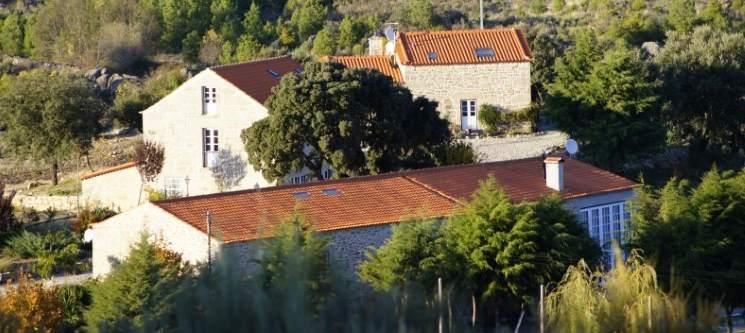 Quinta Calcaterra - Paraíso Natural de Marialva! 1 ou 2 Noites Relaxantes