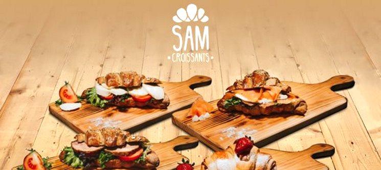 SAM Croissants para Dois: Inovadores & Deliciosos | 2 Locais - Sem Reserva!