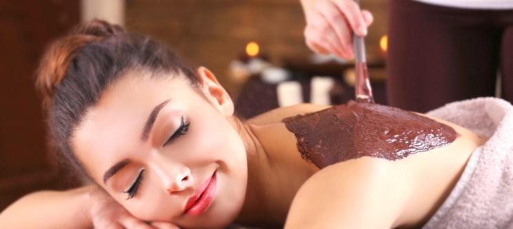 Presente Para Ela: Envolvimento & Massagem com Chocolate + Jacuzzi | 1h45 | Porto
