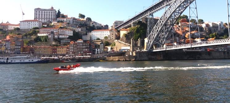 Jet Boat - Adrenalina nas Águas do Douro | 15, 20 ou 25 Minutos