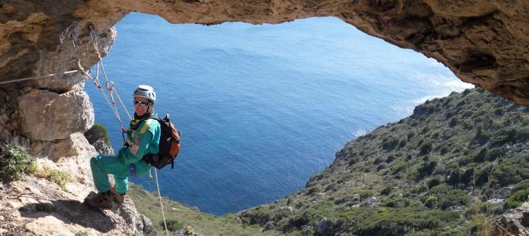 Experiência de Escalada na Serra da Arrábida! 4h - 1 ou 2 Pessoas | WIND