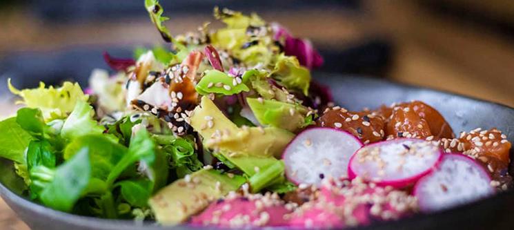 Hambúrguer Vegetariano para Dois | Al.ma - Setúbal