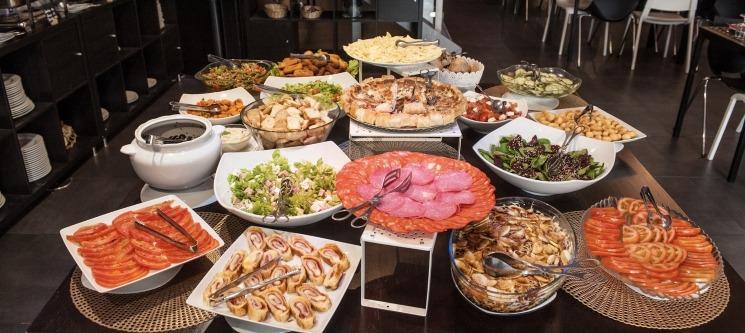 Almoço Buffet a Dois | 7ª Arte - Alcântara