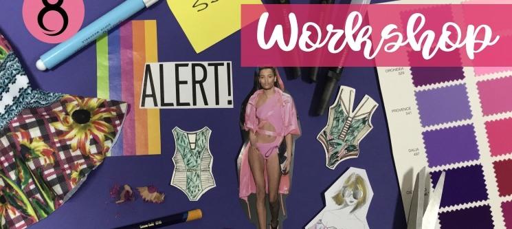 Workshops de Moda no 8cta Studio | Lisboa