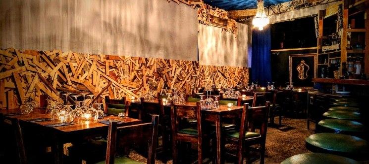 Jantar a Dois na Casa dos Pecados | Lisboa - Chiado