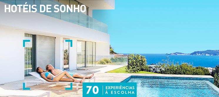 Hotéis de Sonho | 70 Hotéis