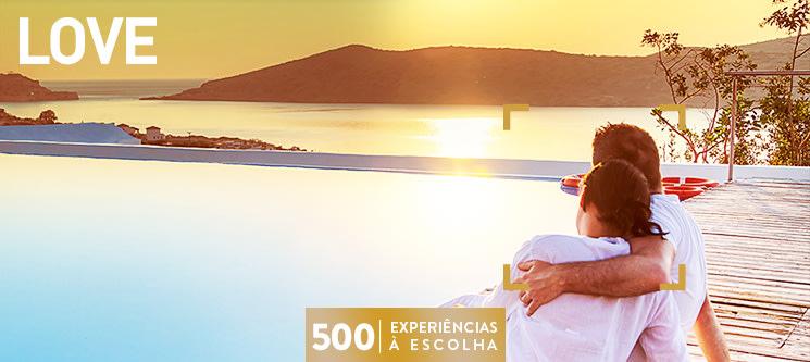 Love | 500 Experiências