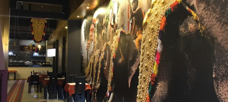 Viagem Gastronómica à India para Dois | Kerala Restaurant - Campo de Ourique