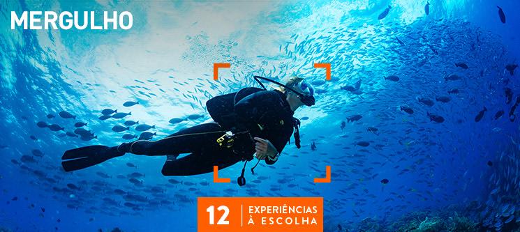 Mergulho | 12 Actividades à Escolha