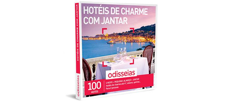 Hotéis de Charme com Jantar | 100 Hotéis