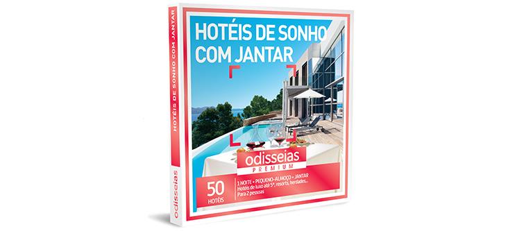 Hotéis de Sonho com Jantar | 50 Hotéis