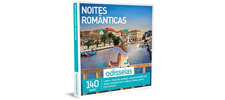 Noites Românticas | 140 Hotéis