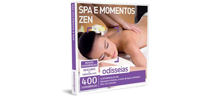 SPA e Momentos Zen | 400 Experiências