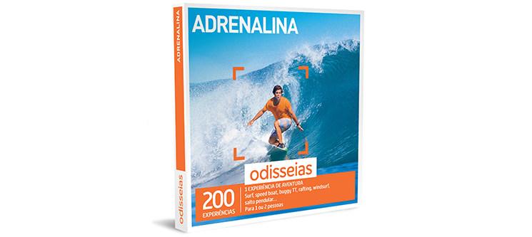 Adrenalina | 200 Experiências