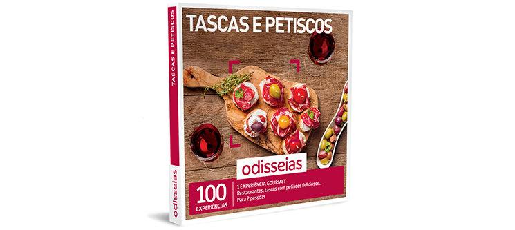 Tascas e Petiscos | 100 Experiências
