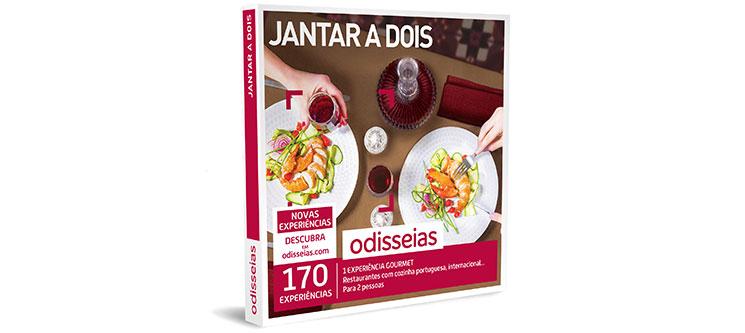Jantar a Dois | 170 Experiências