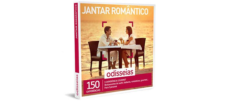Jantar Romântico | 150 Experiências