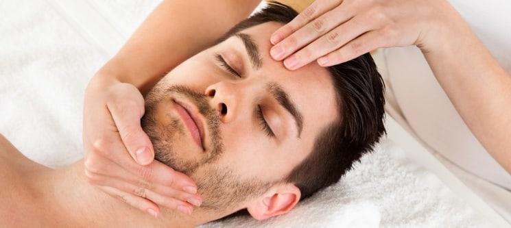 Massagem Shiatsu Facial & Ritual Relaxamento | 30 Minutos | Braga