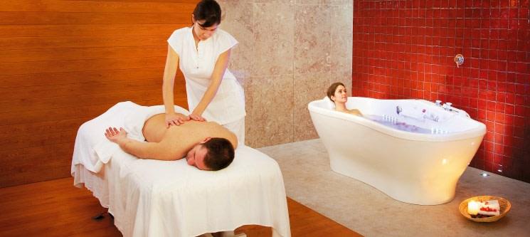 Spa Day a Dois - Hidroterapia + Massagem | Solverde Spa & Wellness Center