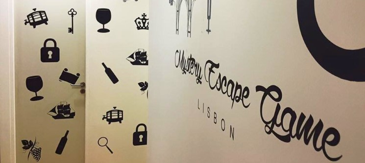 Resolva o Enigma a Dois! Mystery Escape Game | Lisboa