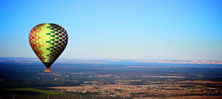 Últimos Dias! Experiência de Sonho! Passeio de Balão com Champanhe
