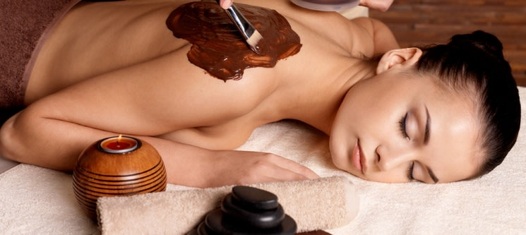 Relax Total | Esfoliação + Envolvimento Chocolate + Massagem | 2h | Gaia