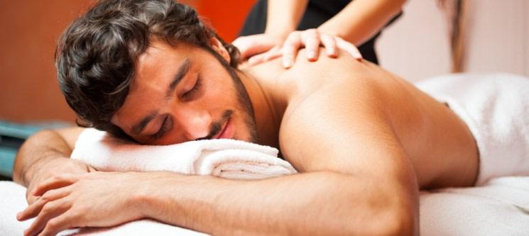 Surpresa para Ele: Massagem Árabe + Chá Marroquino | 1 Hora | Porto