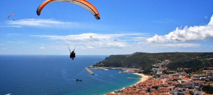 Baptismo de Voo em Parapente | Lisboa - 30 Minutos | Já Sonhou Que Podia Voar?