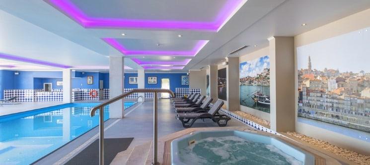 Spa de Excelência: Acesso ao Circuito de Águas + Massagem à Escolha | Hotel Vila Galé Porto