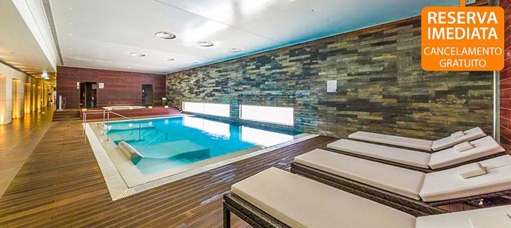 Palace Hotel Monte Real 4* - Leiria | Noite com Opção Circuito de Spa